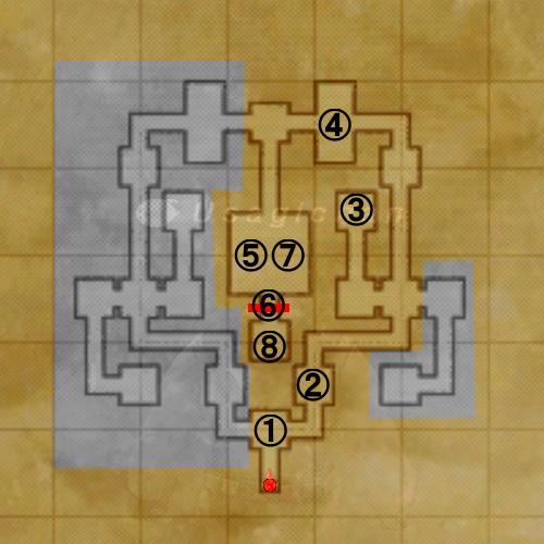 バフラウ遺構II-1層