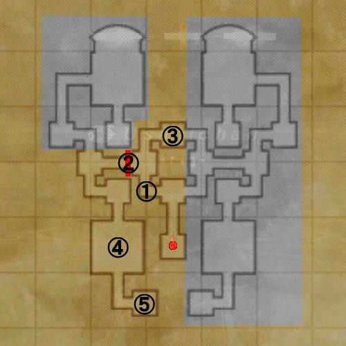 バフラウ遺構II-2層